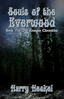 Souls of the Everwood Cover